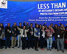 At the fourth International Marine Protected Area Congress in of La Serena, Chile, many people were shocked to hear the New Zealand has protected less than 1% of its marine environment.