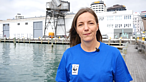 WWF-New Zealand CEO Livia Esterhazy<br />© Charlotte Kelly / WWF-New Zealand