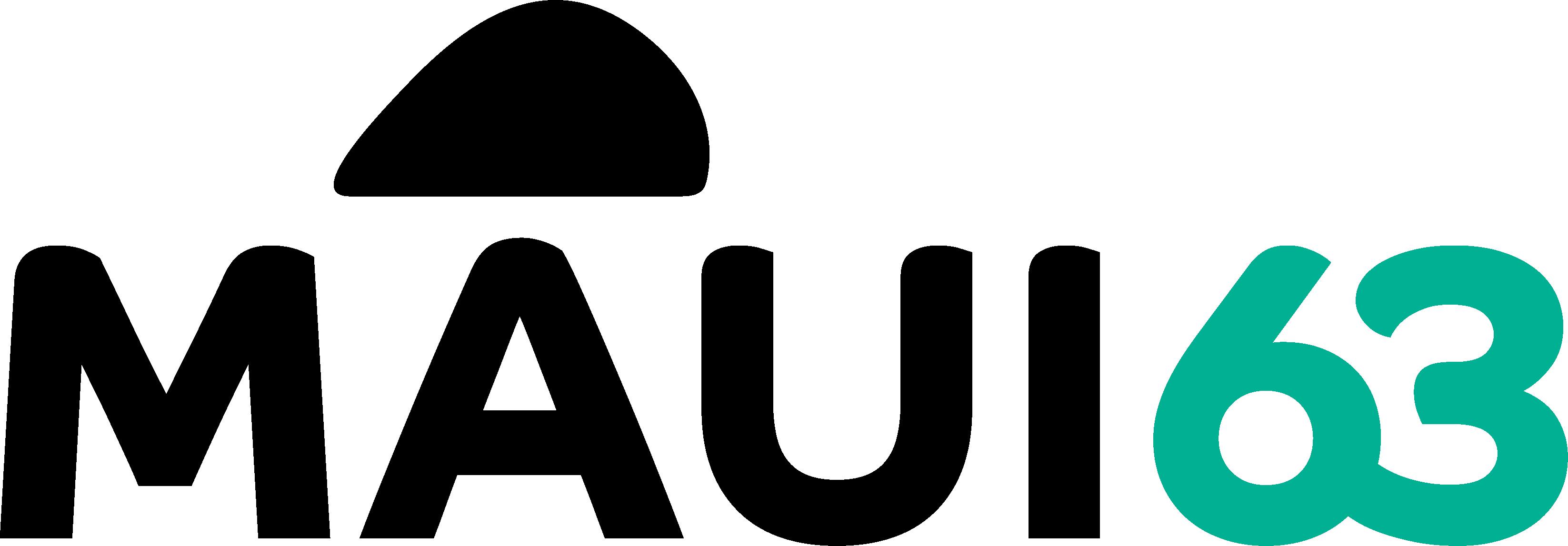 Maui63 logo