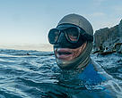 Freediver William Trubridge